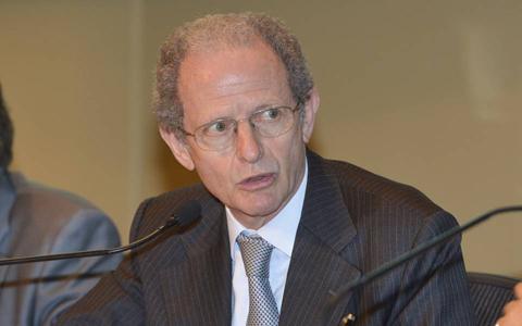 O presidente do IEDI