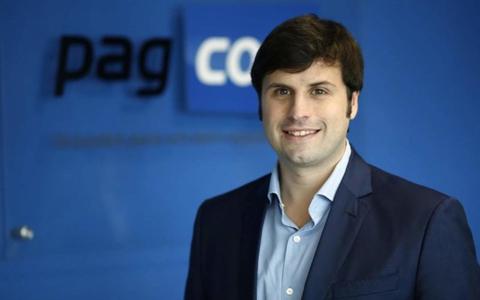 O fundador da PagCom