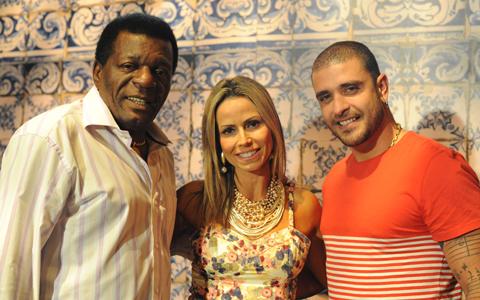 Almir Guineto e Diogo Nogueira