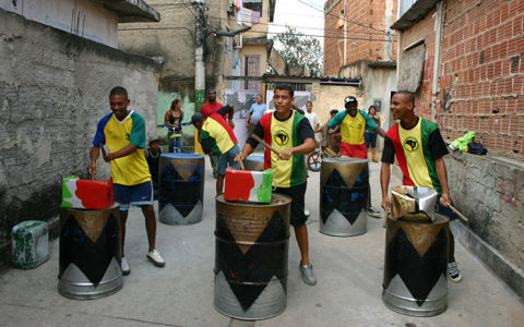 Grupo AfroReggae