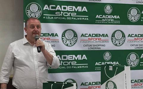 Loja do Palmeiras