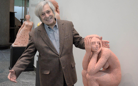 O escultor