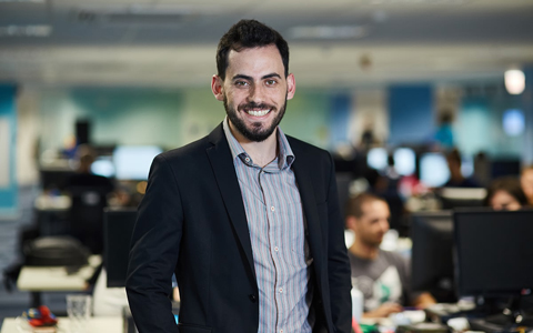 O cofundador da startup