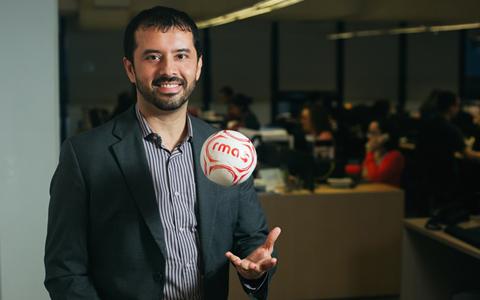 O CEO da RMA