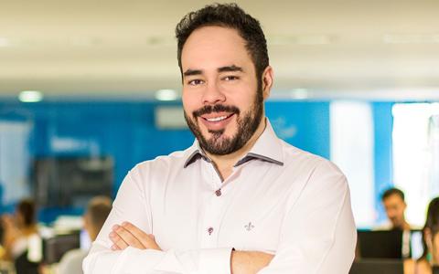 O CEO da NewBlue