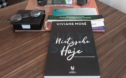 Novo livro da filósofa