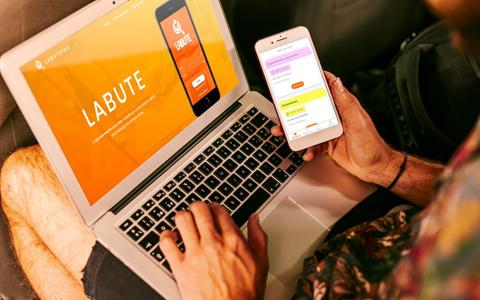 startup Labute