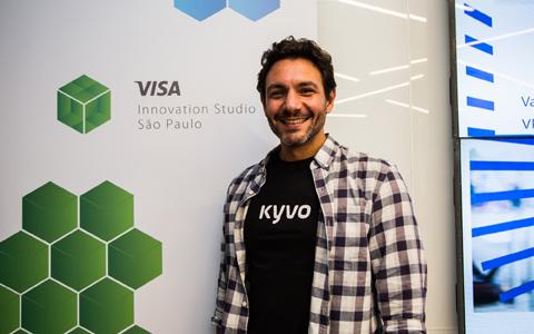 O fundador da Kyvo