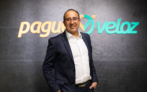 O CEO da PagueVeloz